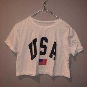 Brandy Melville USA tshirt